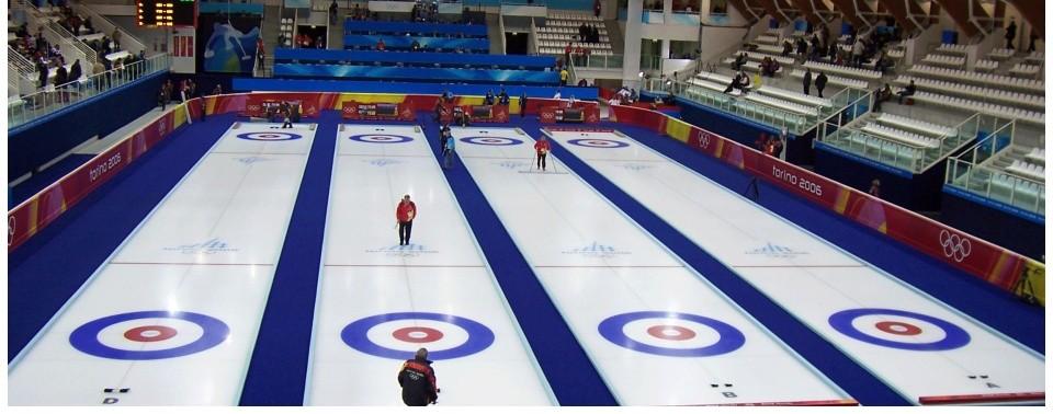 Ľadovej plochy pre curling